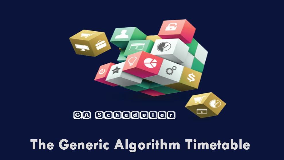 Genetic Algorithm Scheduler: generating adaptive tables