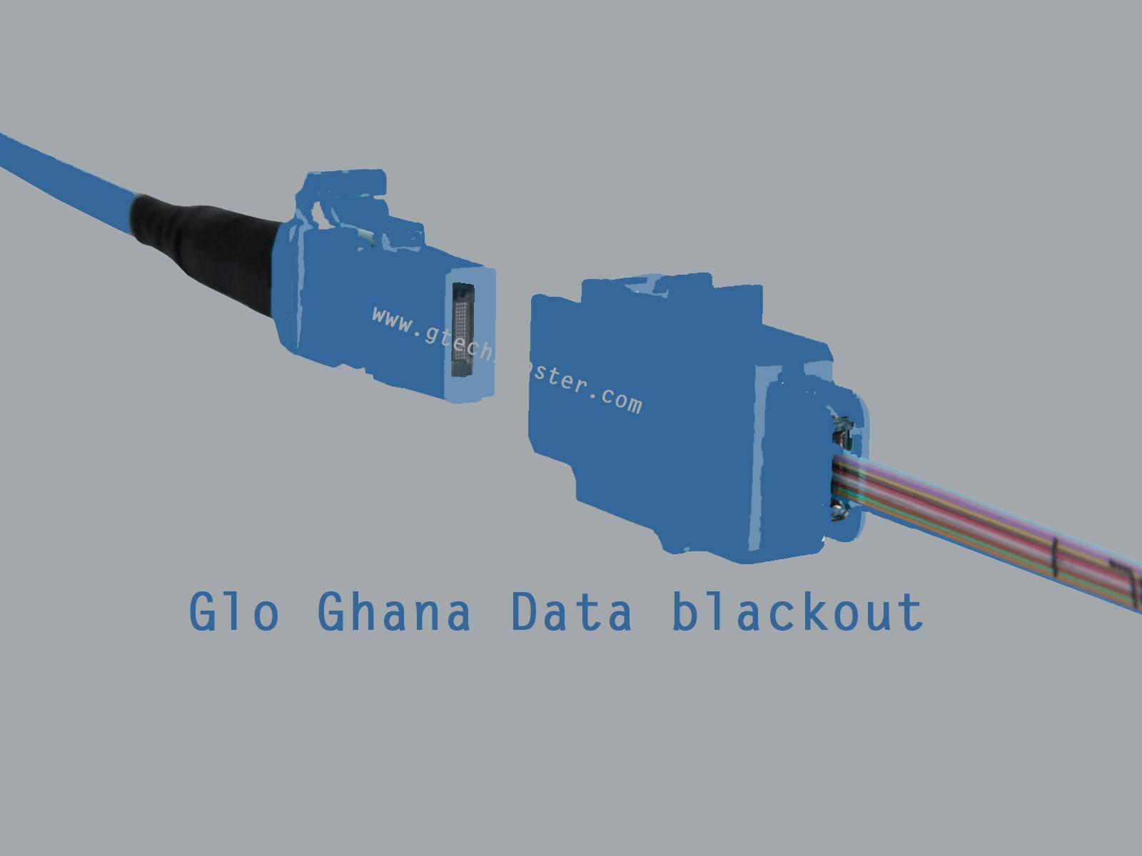 Gl Ghana Data blackout