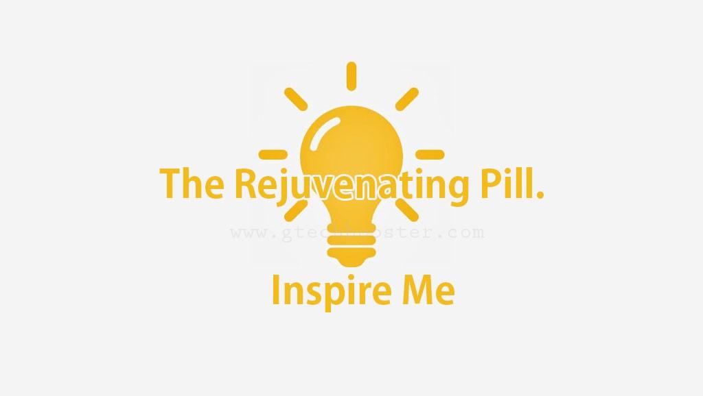 The Rejuvenating Pill