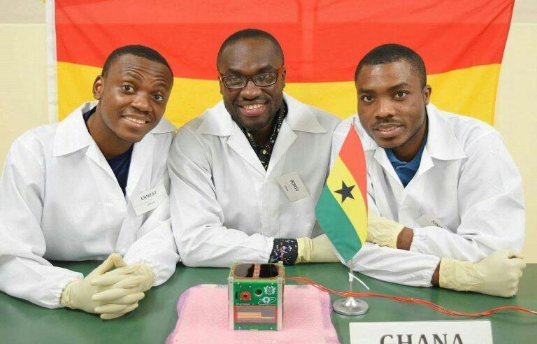 Ghana Sat 1