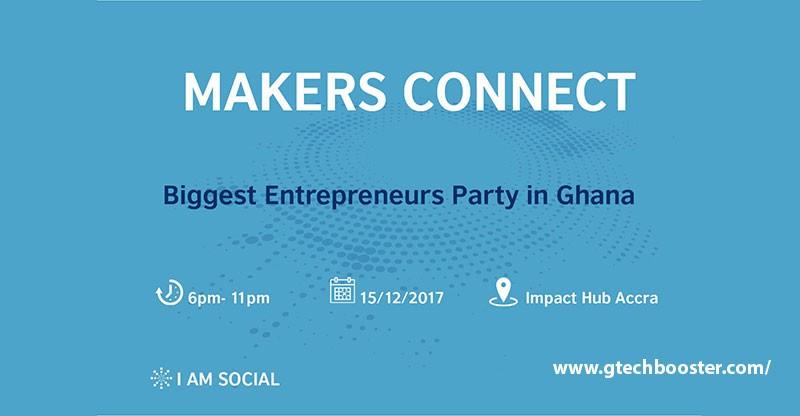 Entrepreneurship Party slated for 15 December.