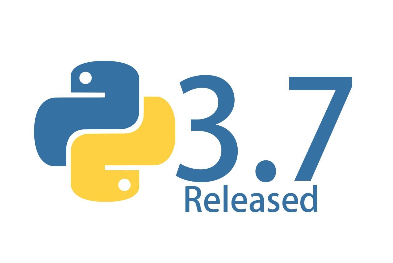 Python 3.7 released
