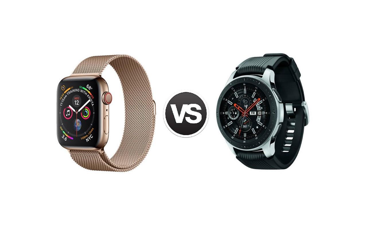 Apple watch vs Samsung Watch