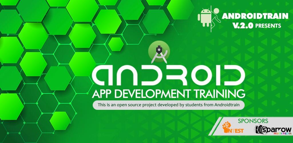 AndroidTrain v2.0