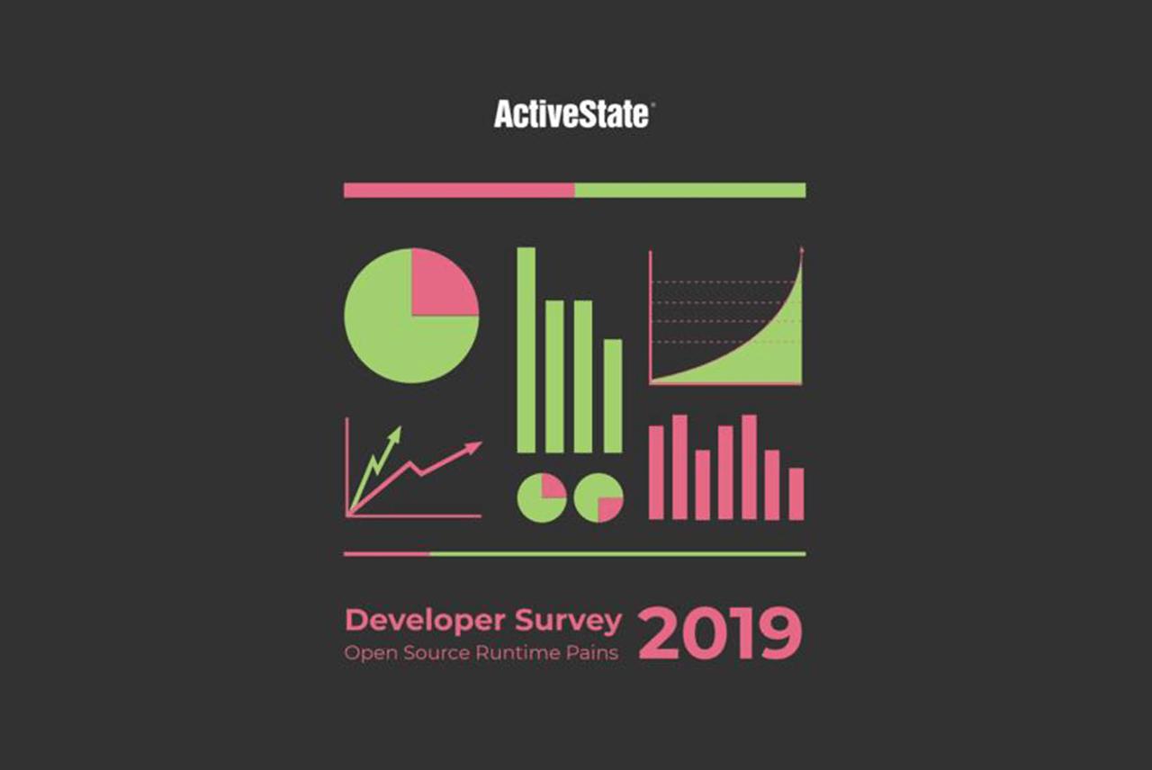 ActiveState publishes 2019 Developer Survey