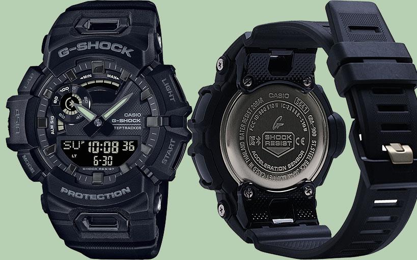 Casio release G-SHOCK GBA900 hybrid smartwatch